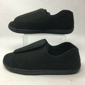 Foamtreads Mens 9.5M Doctor 2 Adjustable Slippers